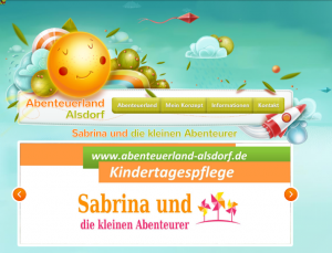 Sabrinas Abenteurer Homepage
